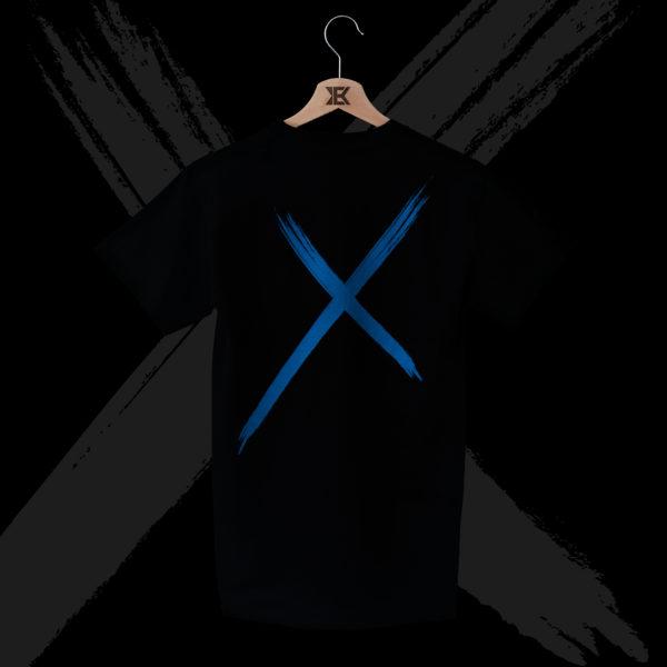 Existent_Classic_logo_t-shirt_back